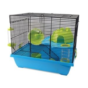 Hamster Cage - Living World - Pad